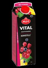 Marli Vital Multivitamiini + B&C-vitamiinit 1 L