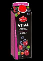 Marli Vital Mustikka-aronia-rypäle + magnesium 1 L