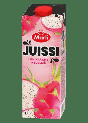 Marli Juissi Lohikäärmehedelmä mehujuoma 1L