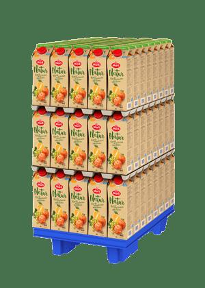Marli Natur Rypäle-mandariini-appelsiinitäysmehu 1L varttilava