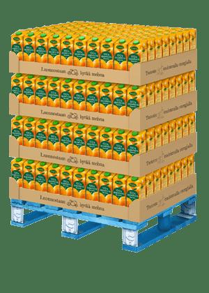 Tropic Appelsiinitäysmehu 1L teholava