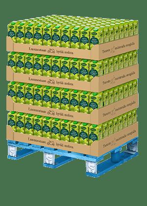 Tropic Omenatäysmehu 1L teholava